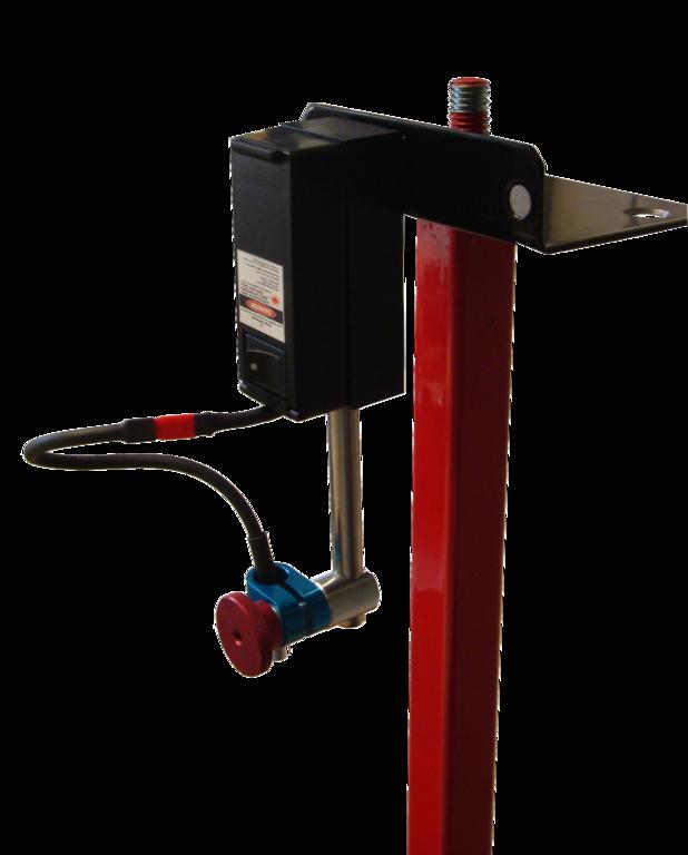 Laser Alignement System A Buisine