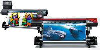 Machine d'impression Roland Ecosolvant et sublimation
