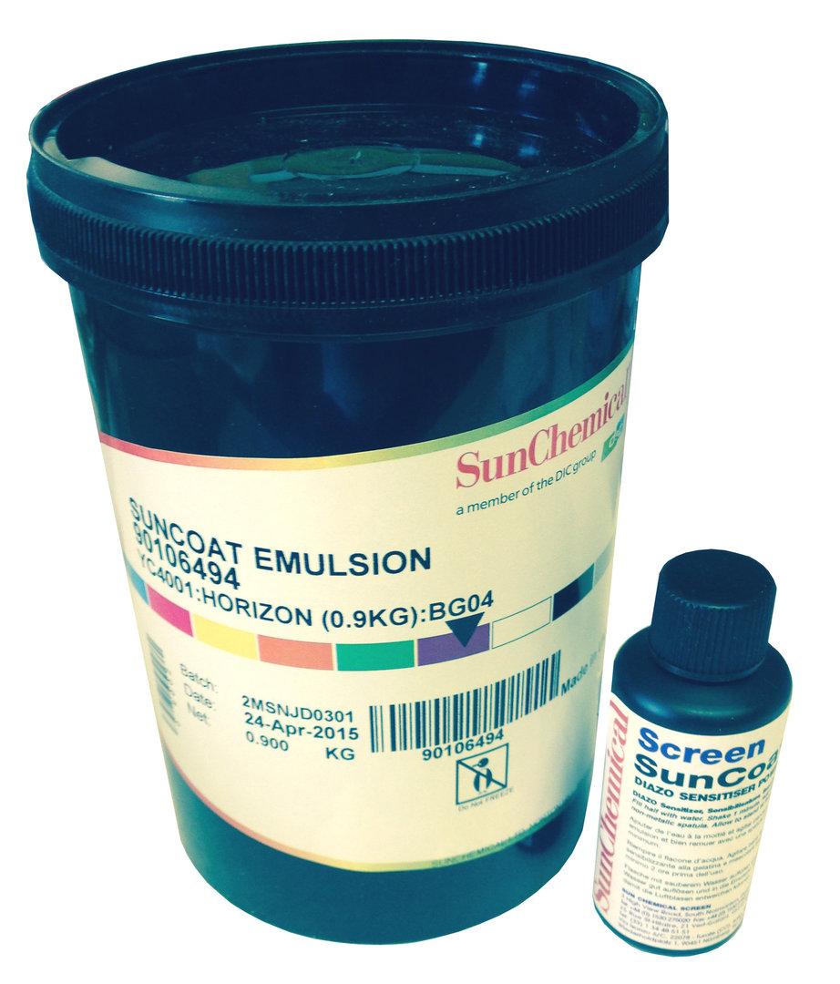 Diazo Emulsion For Screen Printing Coatazol 4001