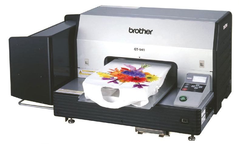 brother dtg printer brother gt 541