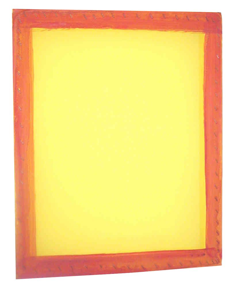 Screen Printing Wood Frame